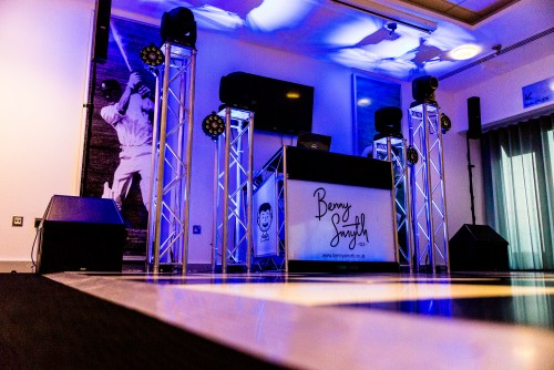 Professional Mobile Disco setup in Birmingham, The West Midlands and Warwickshire