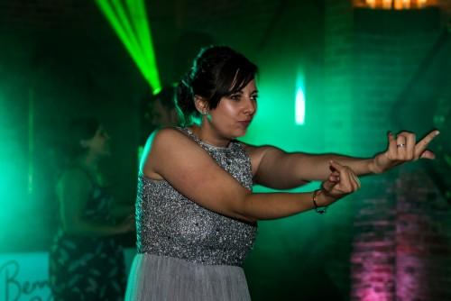 Dancing at Shustoke Farm Barns